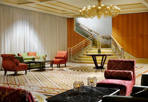 Arraya Ballroom Foyer