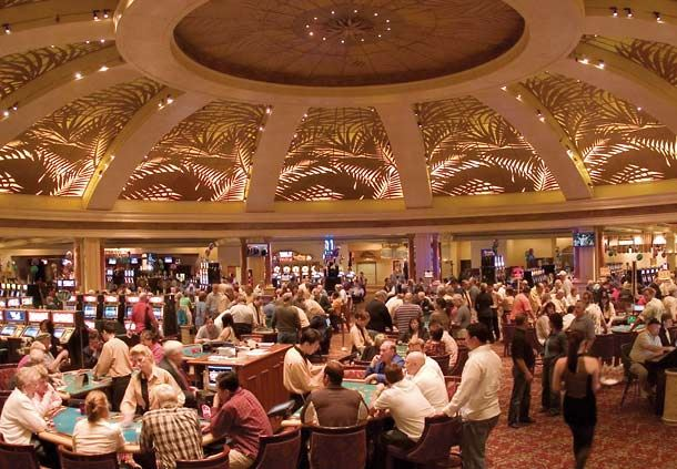 Rampart Casino Floor