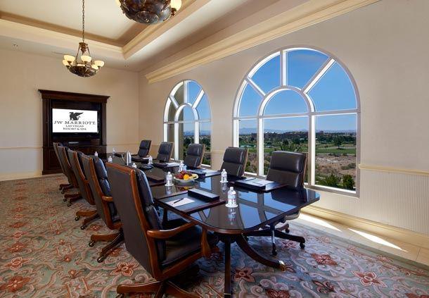6100 Spa Tower Board Room