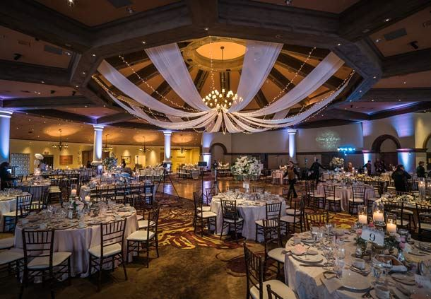 Valencia Ballroom Reception