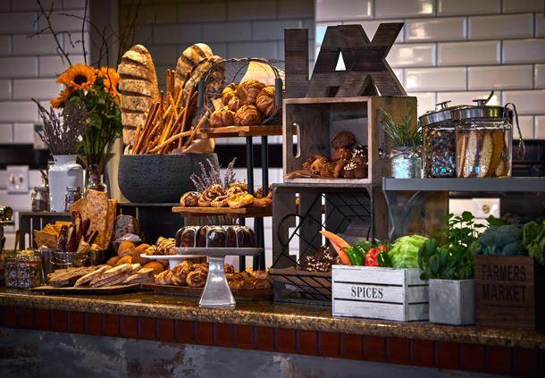 Social Market & Eatery - Breakfast Buffet