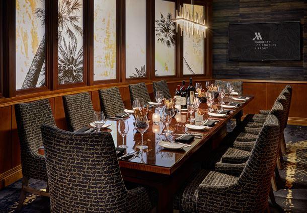 JW's Steakhouse - Vintage Room