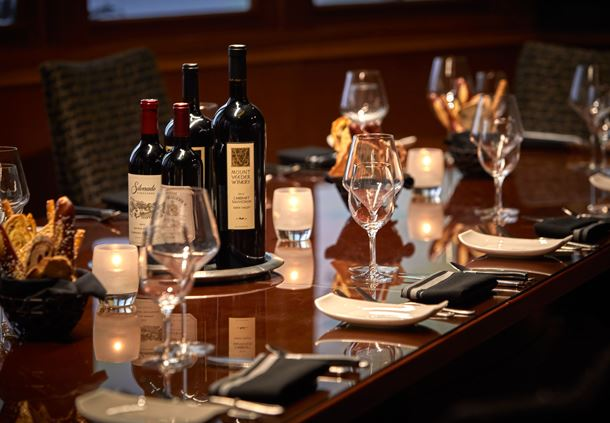 JW's Steakhouse - Private Dining