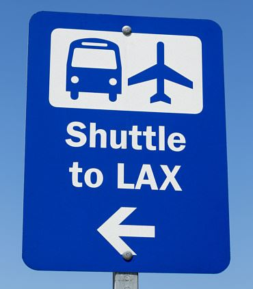 Shuttle to LAX