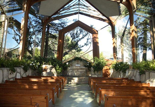 Wayfarers Chapel
