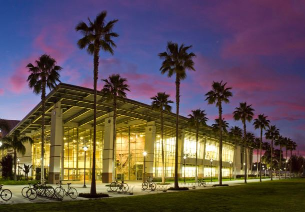 Cal State Fullerton Rec Center