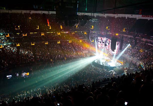 Honda Center Concerts