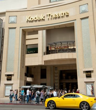 Dolby Theatre (Formerly Kodak Theatre)