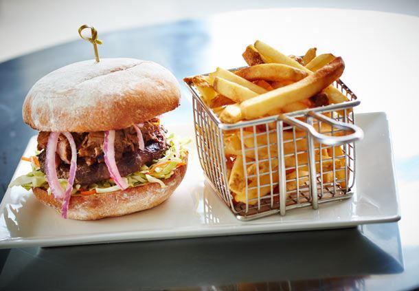 Carnitas Burger