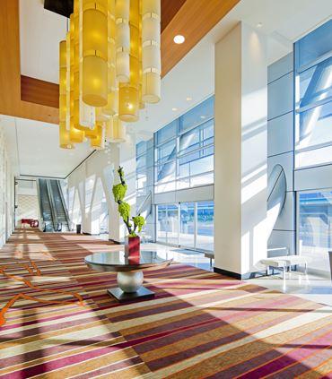Gold Ballroom Foyer