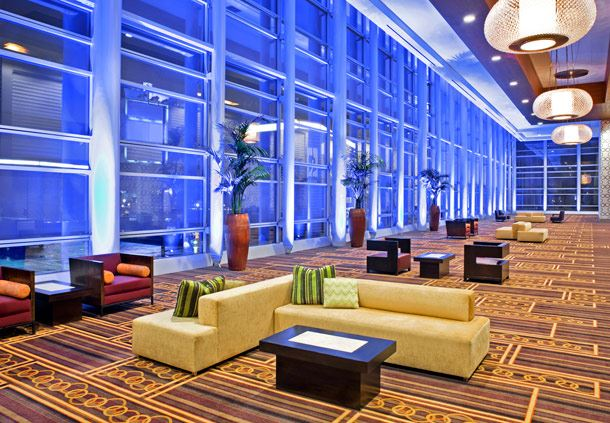 Platinum Ballroom Foyer