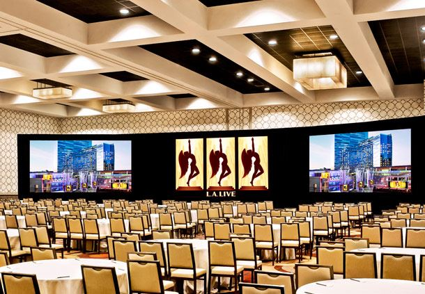 Platinum Ballroom - Meeting Setup