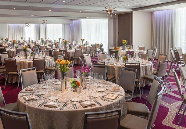 L.A. Ballroom - Banquet Setup
