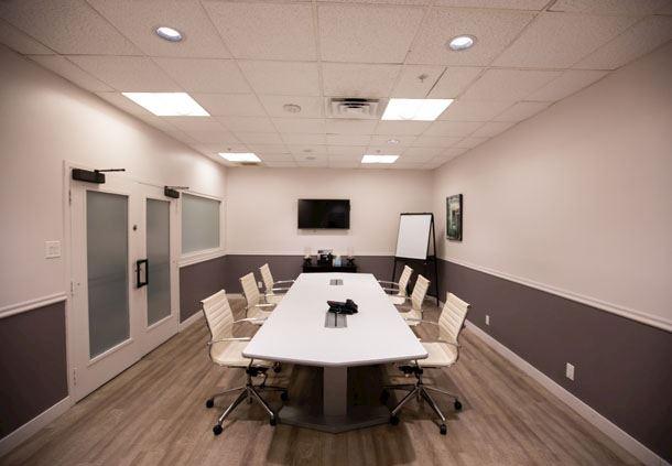 Hideaway - Boardroom Setup
