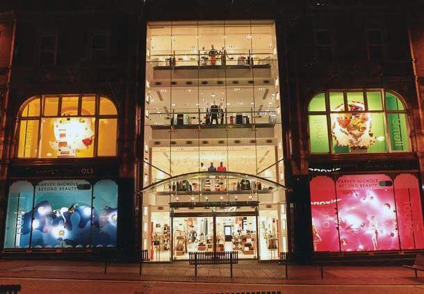 Harvey Nichols Leeds Store