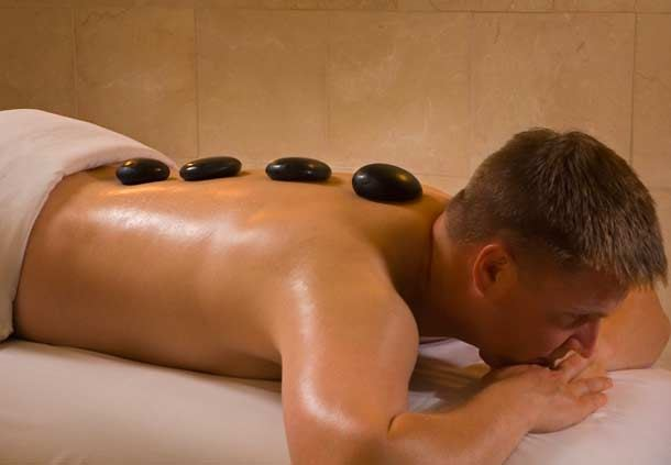 Men's Spa Massage
