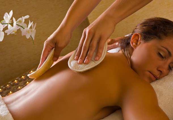Relaxing Body Scrub