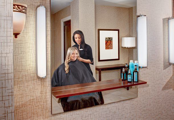 Spa Hair Salon