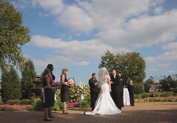 Celebrate your Dream Wedding at Griffin Gate Marriott Resort & Spa