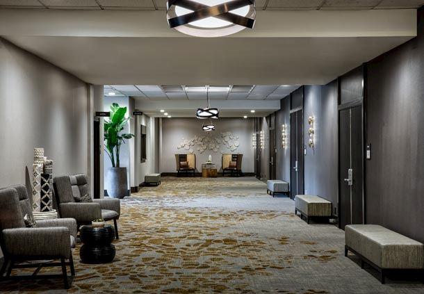 Grand Ballroom - Prefunction Space