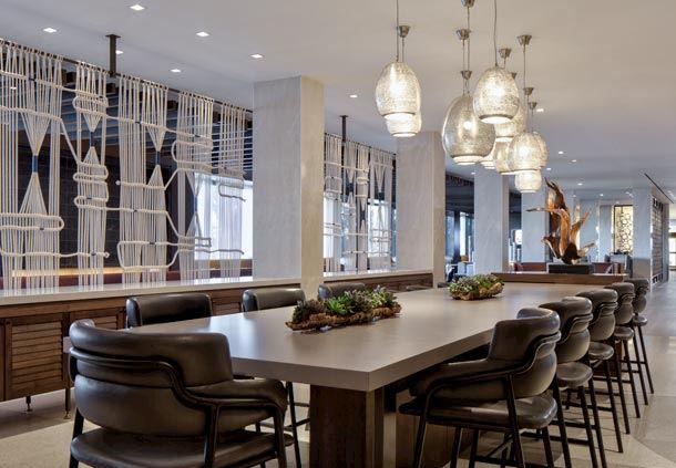 Ditmars Restaurant - Common Table