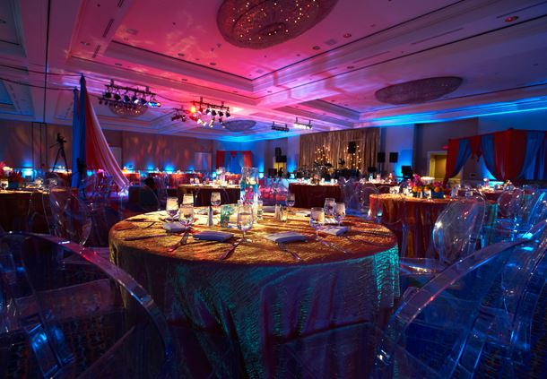 Bixby Ballroom Wedding Reception