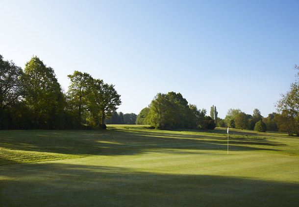 Lingfield Park Golf Course 8th Hole