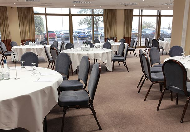 Marlborough Suite - Banquet Setup