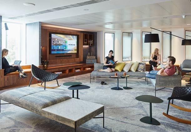 Aviators Lounge