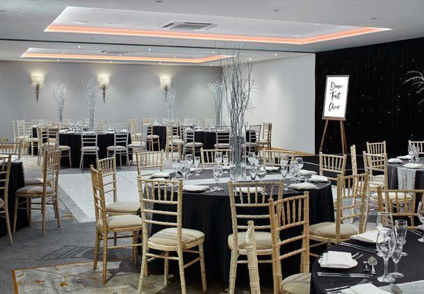 Broxbourne Suite - Event Setup