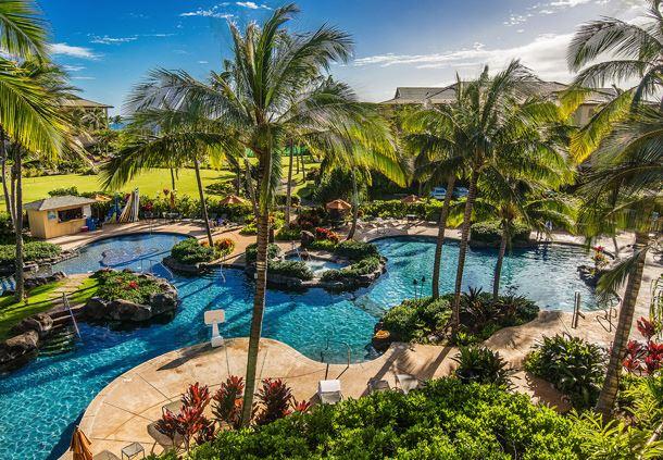 Family Lagoon Pool