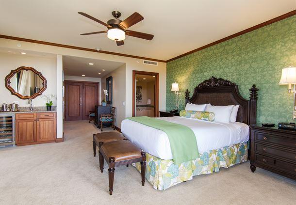Penthouse Villa - Master Suite