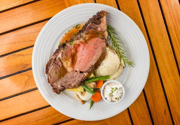 Pau Hana Dinner Special