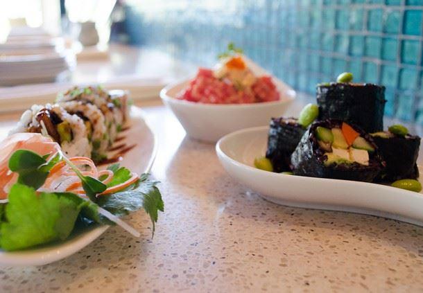 Delicious Sushi Treats