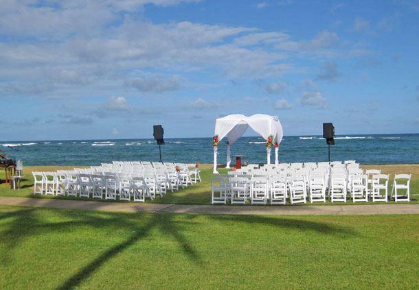 Kauai Beach Ceremony