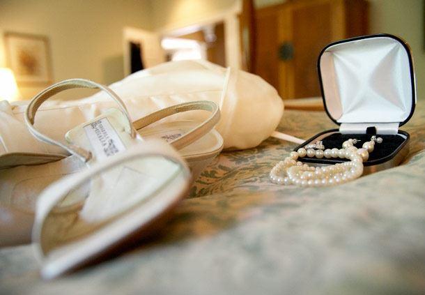 Wedding Day Pampering