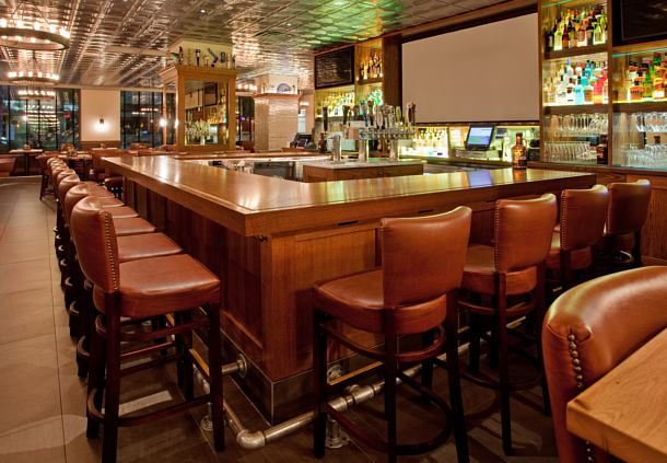 Miller Time Pub & Grill - Bar