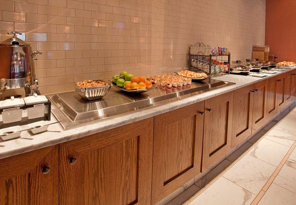 The Cafe - Breakfast Buffet