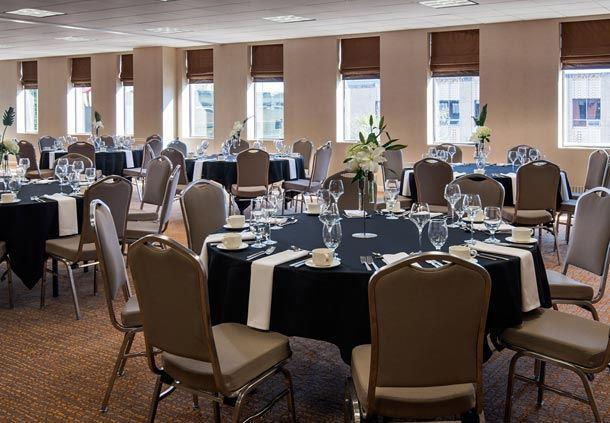 Yankee Hill - Banquet Setup