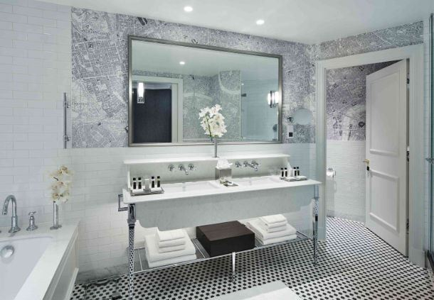 Westminster Suite - Bathroom