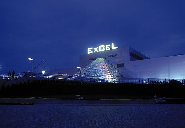 ExCel London Atrium