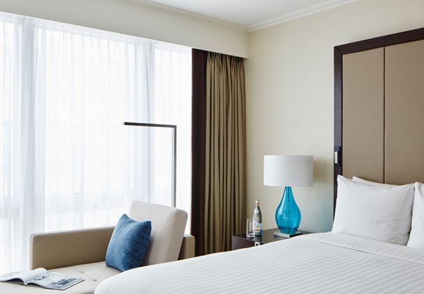 Deluxe Guest Room with Quayside View