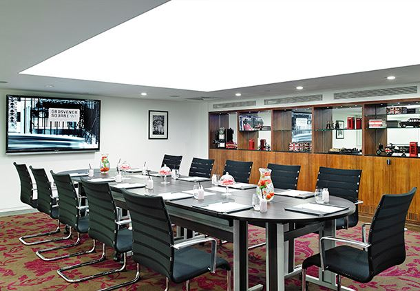 Mayfair Suite - Boardroom