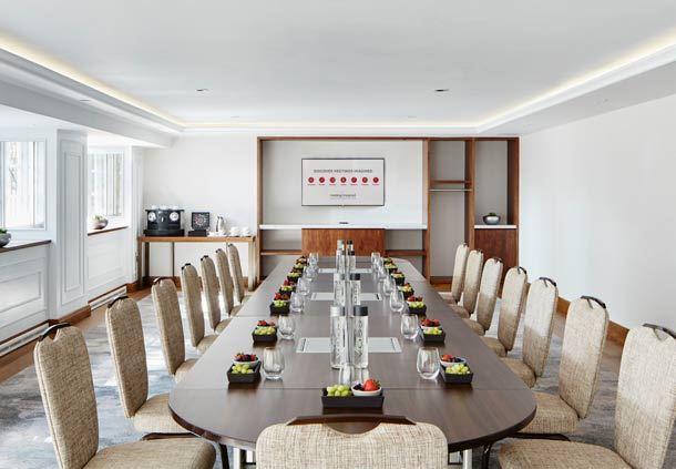 Berkeley Suite - Boardroom