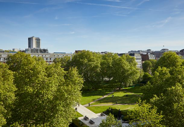 Grosvenor Square View