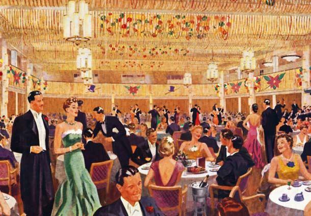 Great Room - Christmas Ball