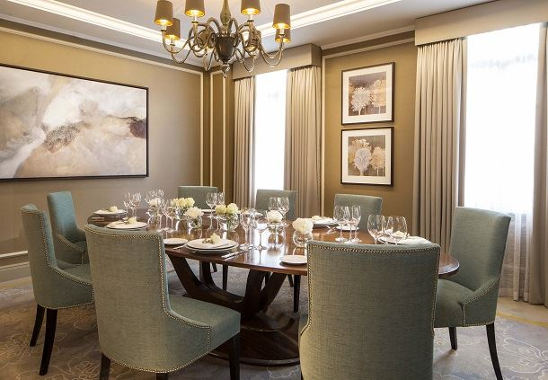 Royal Hyde Park Suite Dining Area