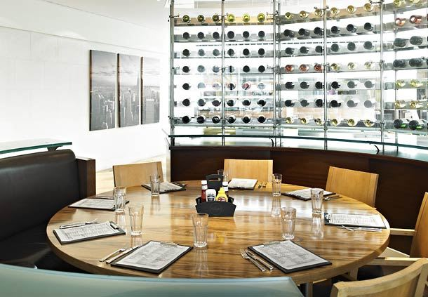 The Chef's Table at Cast Iron Bar & Grill