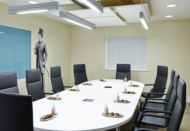 Gallery 2 - Boardroom Setup