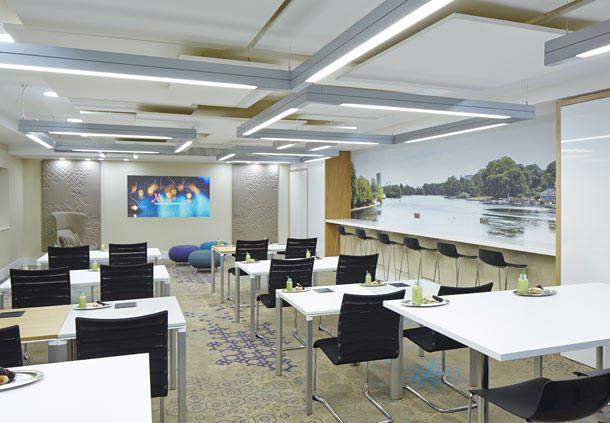 Gallery 4 - Classroom Setup